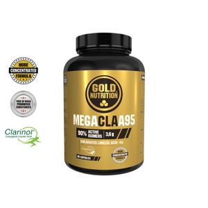 GoldNutrition  GoldNutritino Megacla 1000 mg A-95 90 kapslí