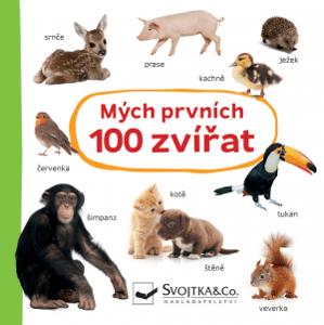 Svojtka Mých prvních 100 zvířat