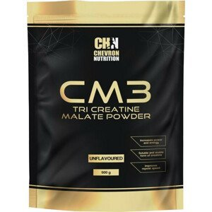 Chevron Nutrition CM3 Tri Creatine Malate Powder 500g