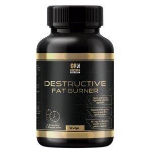 Chevron Nutrition Destructive Fat Burner 90 kapslí