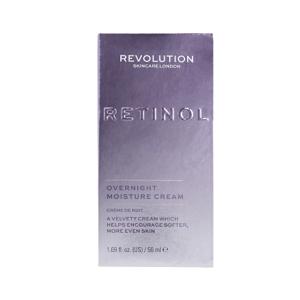 Revolution Skincare, Retinol Overnight, krém na obličej 50ml