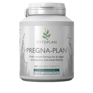 Cytoplan Pregna-Plan 60 tablet