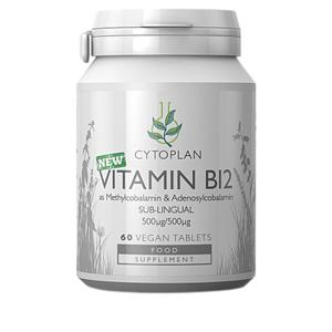Cytoplan Vitamín B12 1000 µg 60 tablet