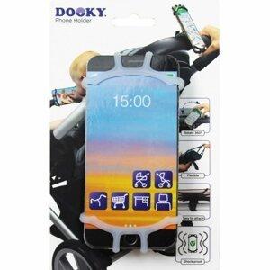 Dooky Univerzální držák na mobilní telefon Transparent 1ks