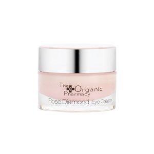 The Organic Pharmacy Rose Diamond Eye Cream 10ml