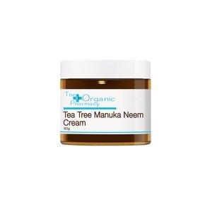 The Organic Pharmacy Tea Tree Manuka Neem Cream 60g