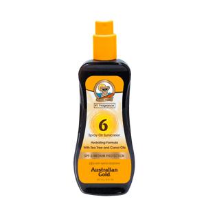 Australian Gold SPF 6 Carrot Oil Spray 237ml
