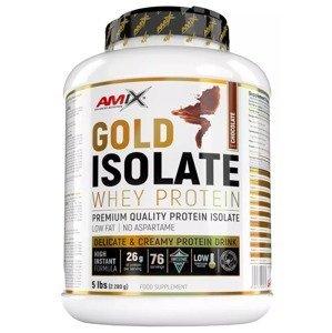 Amix Gold Whey Protein Isolate, Čokoláda 2280g
