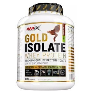 Amix Gold Whey Protein Isolate, Mint-Čokoláda 2280g