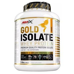Amix Gold Whey Protein Isolate, Pomeranč 2280g