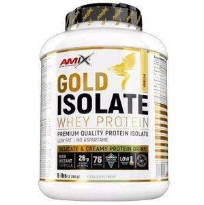 Amix Gold Whey Protein Isolate, Vanilka 2280g