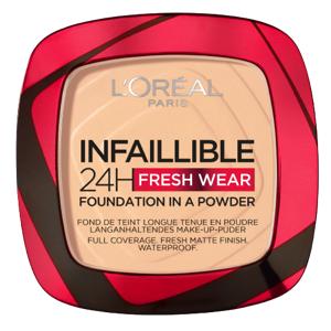 L'Oréal Paris  Loreal Paris Infaillible Fresh Wear 24h make-up v pudru 40 Cashmere 9g