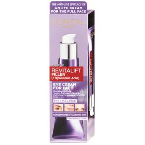 L'Oréal Paris  L´oréal Paris Revitalift Filler Oční krém na obličej 30ml