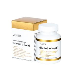 Venira Vitamínový komplex pro těhotné a kojící ženy 60ks