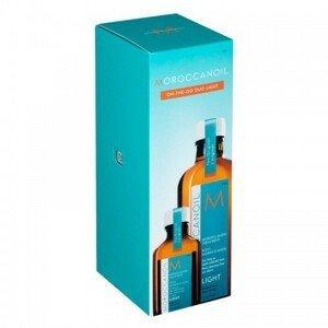 Moroccanoil Dárkový balíček pro jemné a světlé vlasy 2ks