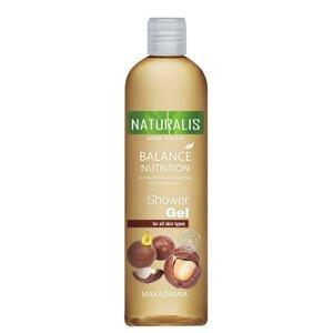 Naturalis sprchový gel Macadamia 400ml