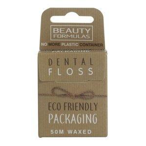 BeautyFormulas  Beauty Formulas Eko Přírodní dentální mezizubní nit 50m