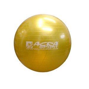 Acra Gymnastic Ball žlutý 85cm
