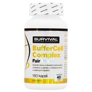 Survival Nutrition BufferCell Complex Fair Power 160 kapslí