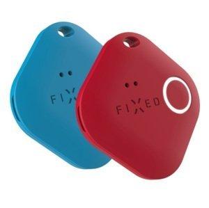 FIXED Smart tracker Smile PRO Duo Pack modrý + červený