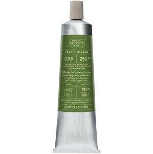 Havlíkova přírodní apotéka  Organická apotéka CBD tělový balzám 100ml