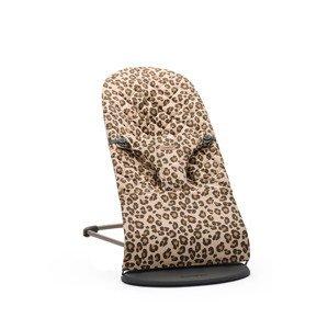 BabyBjörn Lehátko Bliss Leopard Print Cotton