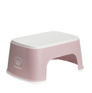 BabyBjörn stupátko Pink White růžové