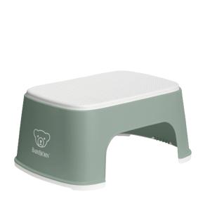 BabyBjörn stupátko Deep Green White zelené