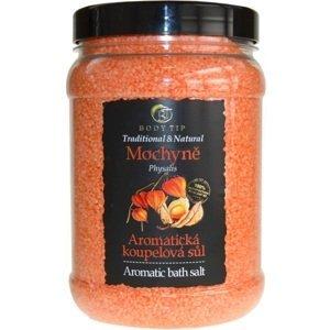 Body Tip Aromatická koupelová sůl Mochyně - 1500g