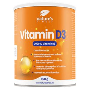 Nutrisslim Vitamin D3 2000iu 150g