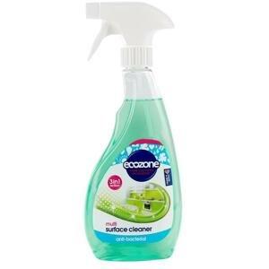 Ecozone Antibakteriální úklidový sprej 3v1, 500ml