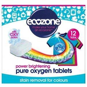 Ecozone Prací tablety Oxy na barevné prádlo 12ks