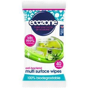 Ecozone Univerzální čistící úklidové ubrousky 40ks