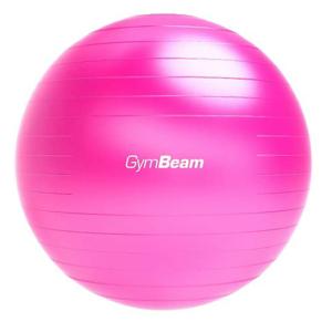GymBeam Fit míč FitBall glossy pink 85cm