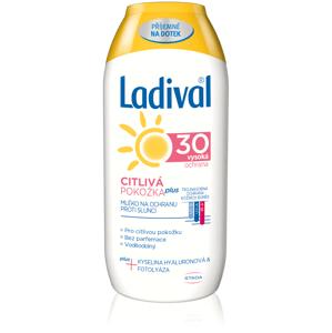 Ladival tělové mléko, citlivá pokožka SPF30 200ml