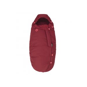 Maxi Cosi Fusak do kočárku Essential Červená