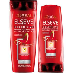 L´Oréal Paris Elséve Color-Vive sada: Šampon 250ml a Kondicionér 200ml