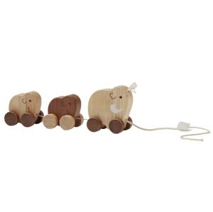 Kids Concept Tahací mamutí rodina dřevěná Neo