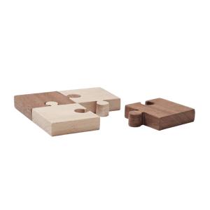 Kids Concept Puzzle dřevěné Neo 4ks