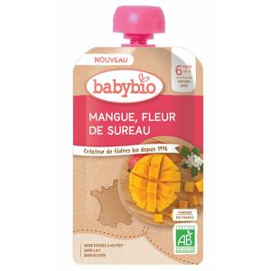 Babybio Mango bezový květ 120g