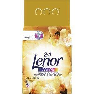 Lenor 2v1 prací prášek Color, Gold Orchid (36 pracích dávek), 2,34kg