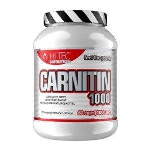 HiTec Nutrition Carnitin 1000 60 kapslí