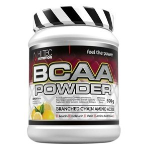 HiTec Nutrition BCAA Powder citron 500g
