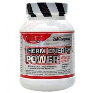 HiTec Nutrition Therm Energy Power 100 kapslí
