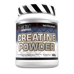 HiTec Nutrition Creatine Powder bez příchutě 500g
