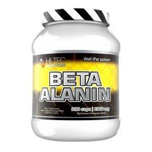 HiTec Nutrition Beta Alanin 200 kapslí