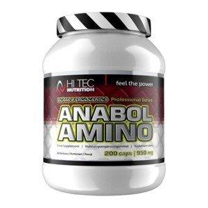 HiTec Nutrition Anabol Amino Professional 200 kapslí