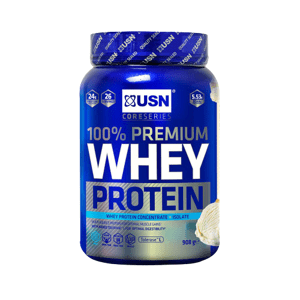 USN 100% Whey Protein Premium vanilka 908g