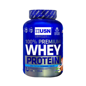 USN 100% Whey Protein Premium čokoláda 2280g