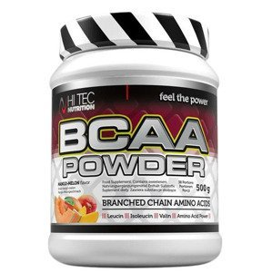 HiTec Nutrition BCAA Powder mango, meloun 500g